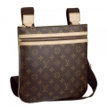 Louis Vuitton Pochette Bosphore Bag Monogram Canvas M40044