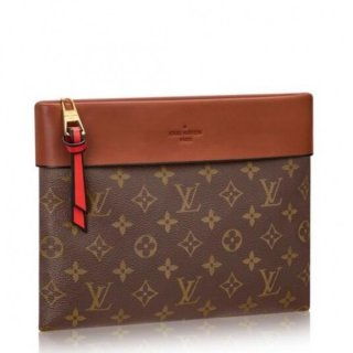 Louis Vuitton Pochette Tuileries Monogram Canvas M64035