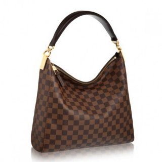 Louis Vuitton Portobello PM Bag Damier Ebene N41184