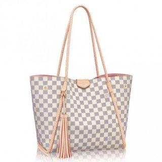 Louis Vuitton Propriano Bag Damier Azur N44027