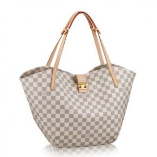 Louis Vuitton Salina GM Bag Damier Azur N41209