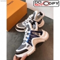 Louis Vuitton Sci fi Stripes Sneakers New Color