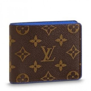 Louis Vuitton Slender Wallet Monogram Canvas M62239