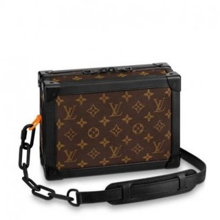 Louis Vuitton Soft Trunk Bag Monogram M44478