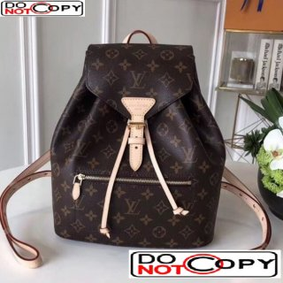 Louis Vuitton Sperone Backpack in Monogram Canvas Pink