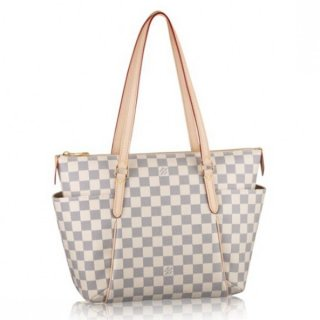 Louis Vuitton Totally PM Bag Damier Azur N41280