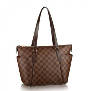 Louis Vuitton Totally PM Bag Damier Ebene N41282