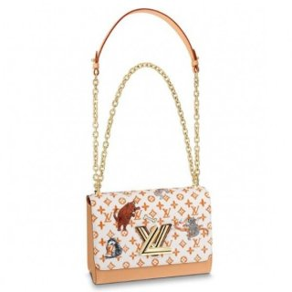 Louis Vuitton Twist MM Bag Grace Coddington M44460