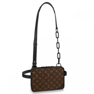 Louis Vuitton Utility Front Bag Monogram M44468