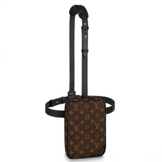 Louis Vuitton Utility Side Bag Monogram M44477
