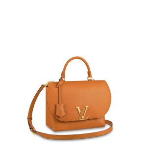 Louis Vuitton Volta LV Flap Top Handle Bag M55214 Yellow