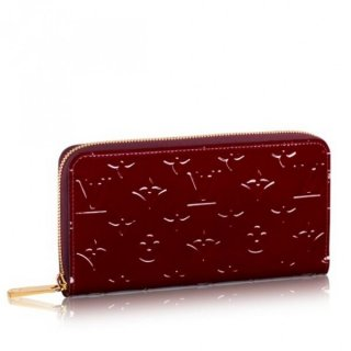 Louis Vuitton Zippy Wallet Monogram Vernis M90200