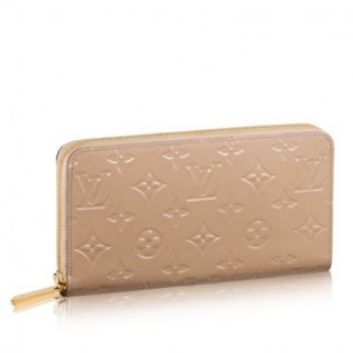Louis Vuitton Zippy Wallet Monogram Vernis M90201
