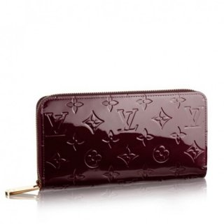 Louis Vuitton Zippy Wallet Monogram Vernis M93522