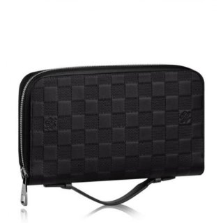 Louis Vuitton Zippy XL Wallet Damier Infini N61254