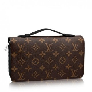 Louis Vuitton Zippy XL Wallet Monogram Macassar M61506