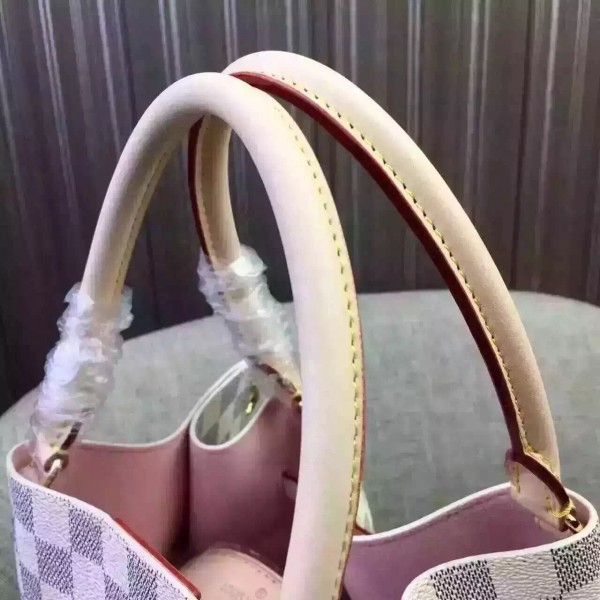 Louis Vuitton Girolata Bag Damier Azur N41579