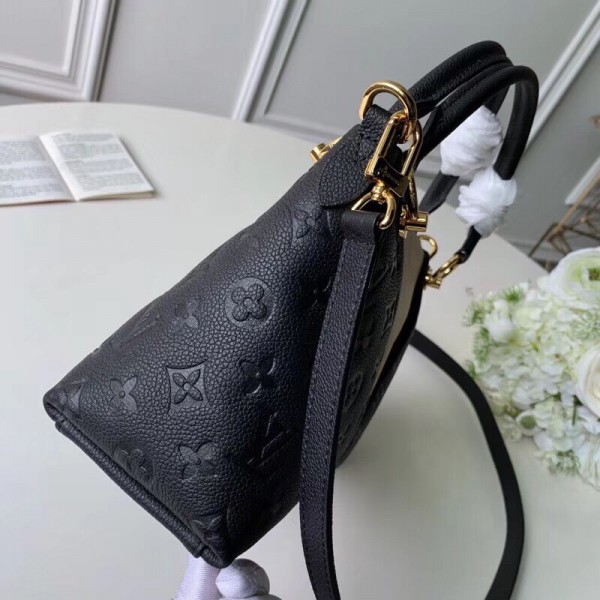 Louis Vuitton V Tote BB Monogram Empreinte M44418