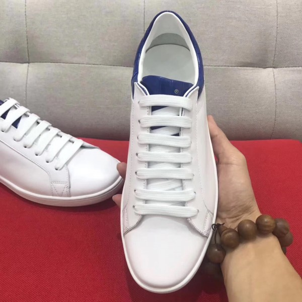 Louis Vuitton Blue Luxembourg Sneaker