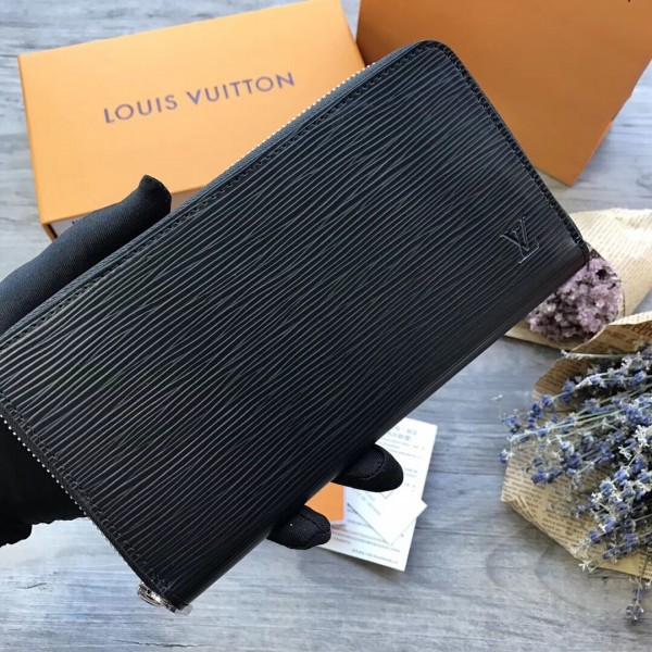 Louis Vuitton Zippy Wallet Epi Leather M6007N